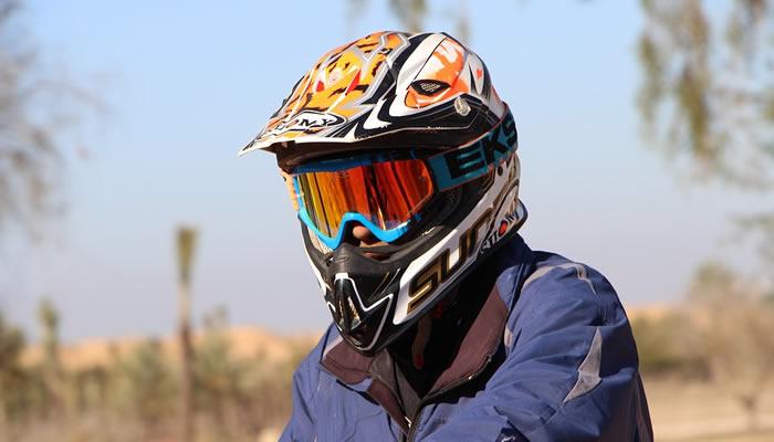 talla casco