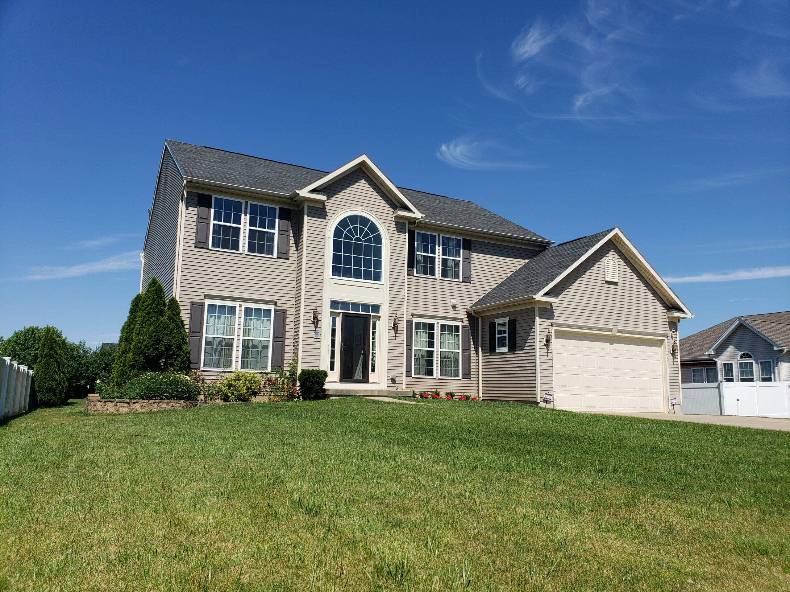 FOR SALE: 4 bed / 3.5 bath single family home in Wheatfield
