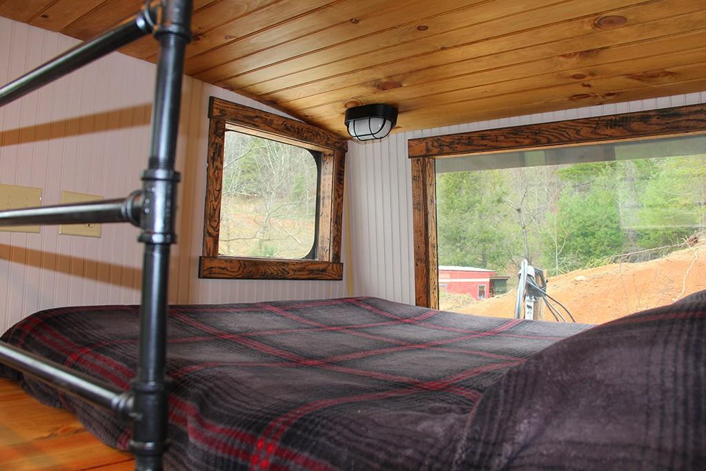Caboose Rental  Buffalo Creek Vacation Rentals