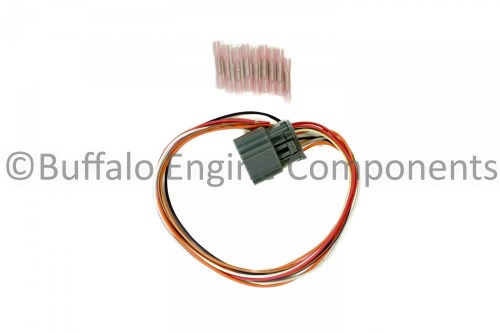 small resolution of a36445eak e4od 4r100 wire harness product details a36445eak