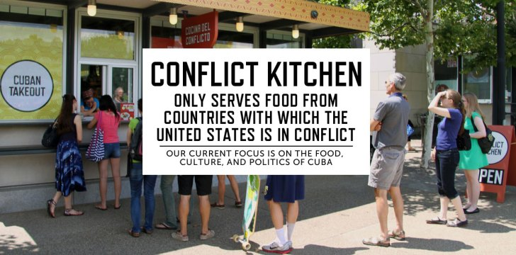 Conflict Kitchen Eye Opener Buffalo Rising
