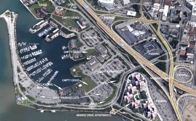 Marine Drive Apartments Buffalo Rising