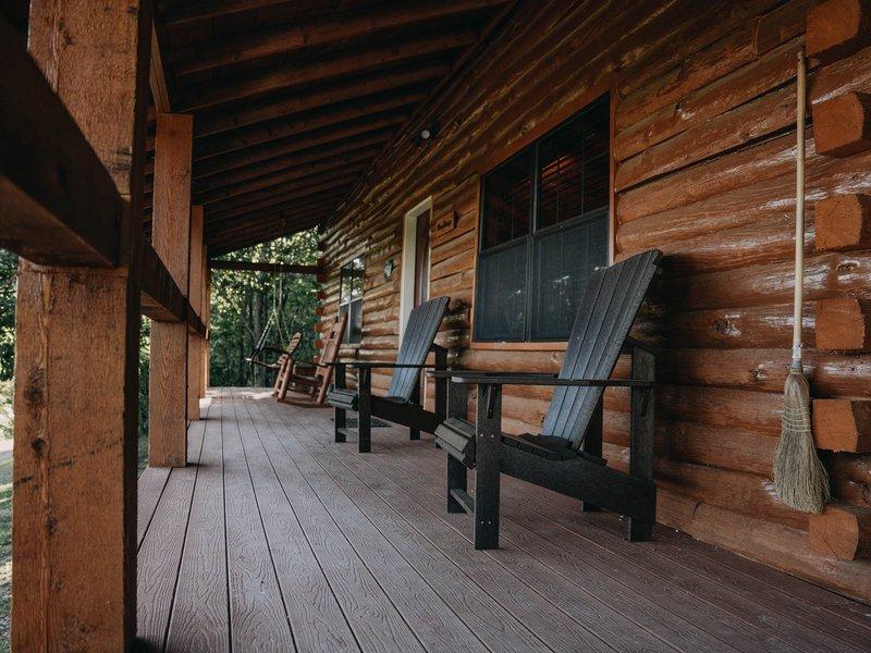 Windridge Cabin  Buffalo National River Cabins and