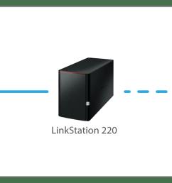 linkstation 220 centralized storage [ 2389 x 896 Pixel ]