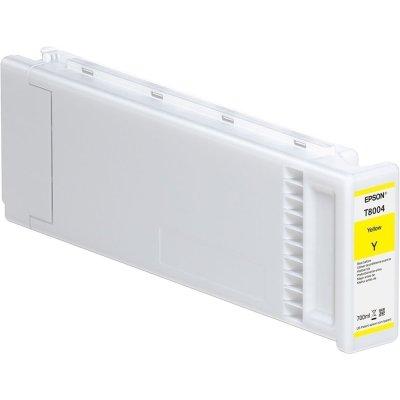 Epson T800400 UltraChrome PRO Yellow Ink Cartridge (700 ml)