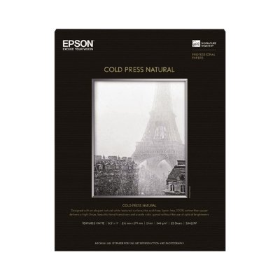 Epson Cold Press Natural Sheet