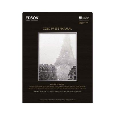 Epson Cold Press Natural Sheet