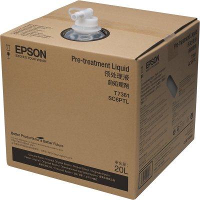 Epson C13T736100 Pre-Treatment Fluid (20 Liter)