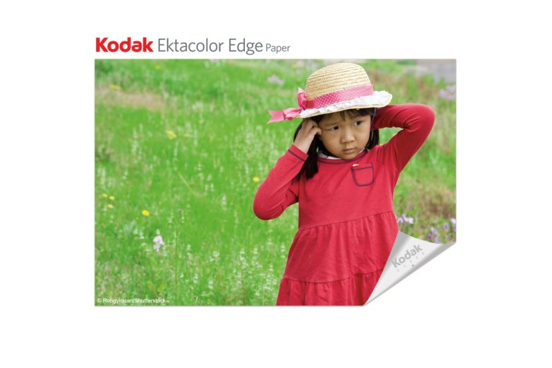 Kodak Ektacolor Edge Paper