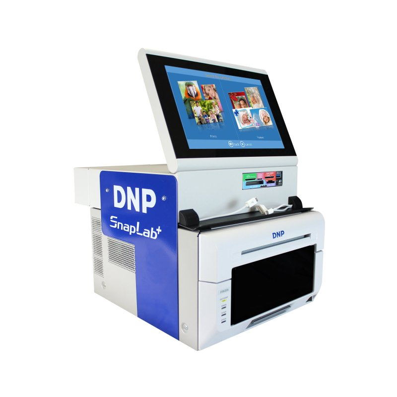 DNP SnapLab Kiosk Terminal & DS620A Photo Printer