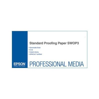 Epson Standard Proofing Paper SWOP3