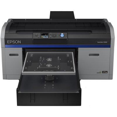 "Epson Small Garment Platen 10"" x 12"" for SureColor F2000 & F2100 Printer (C12C933941)"