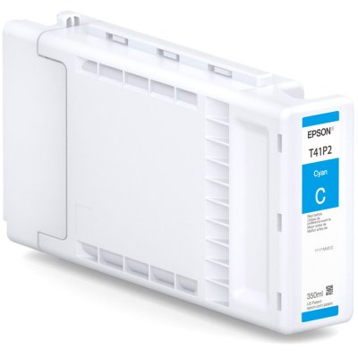 Epson T41P220 UltraChrome XD2 Cyan Ink Cartridge (350 mL)