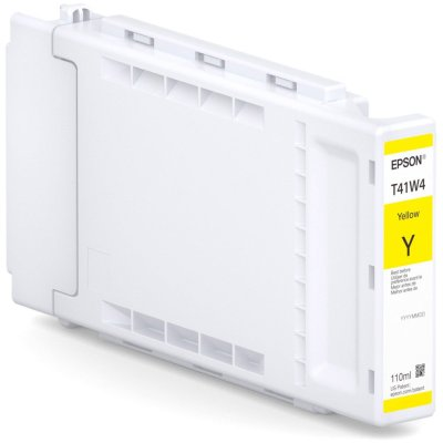 Epson T41W420 UltraChrome XD2 Yellow Ink Cartridge (110 mL)