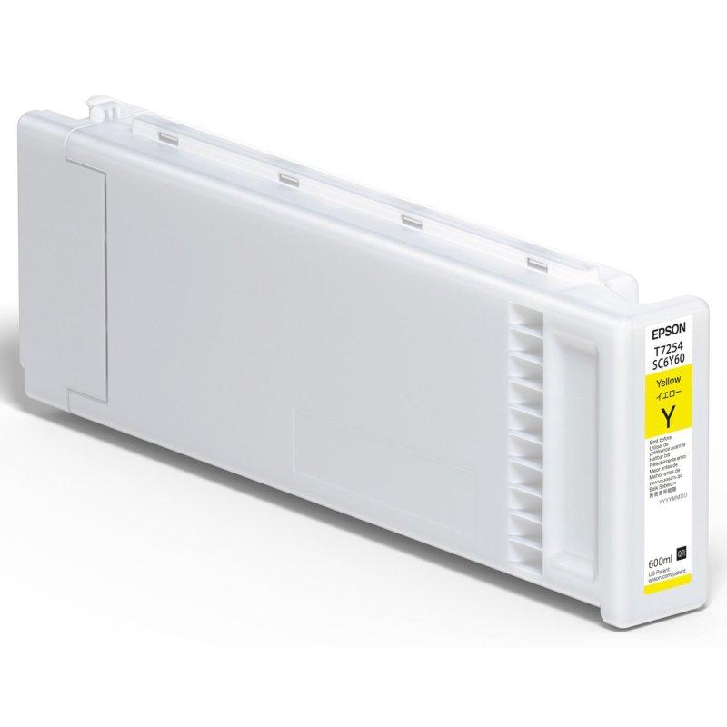 Epson T725100 UltraChrome DG Yellow Inks (600 mL)