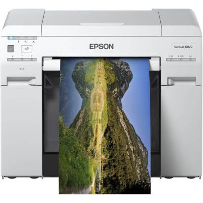 Epson SureLab D870 Professional Minilab Production Photo Printer