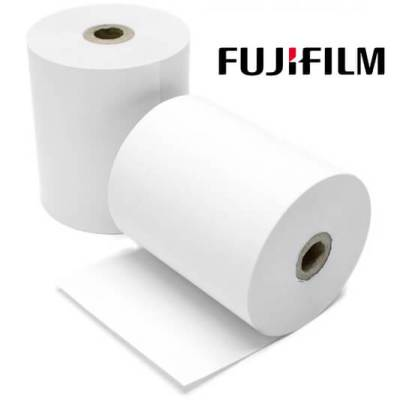 "Fujifilm Frontier-S DX100 6""x213' Quality Dry Photo Paper (2 Rolls, Lustre)"