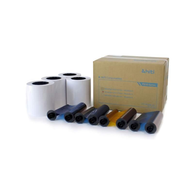 "HiTi P510 5x7"" Photo Printer Print Kit (4 Rolls, 760 Prints)"