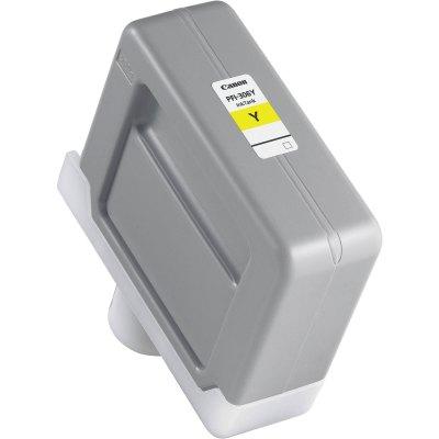 Canon PFI-306Y Yellow Ink Cartridge (330 ml) for iPF8300, iPF8300S, iPF8400, iPF8400S, iPF8400SE, iPF9400, iPF9400S Printers