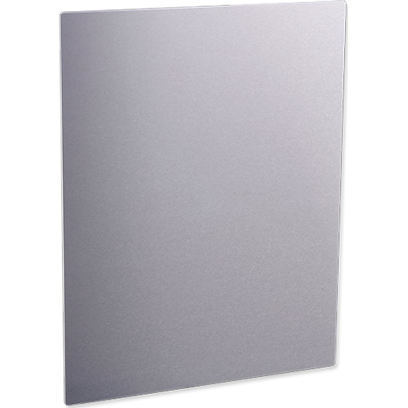 ChromaLuxe EXT Clear/Silver Metal Photo Panel (Exterior)