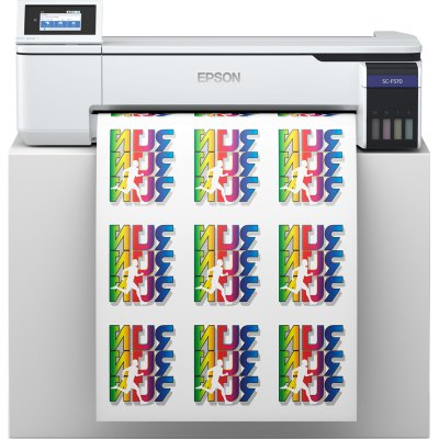 Epson SureColor F570 24″ Dye Sublimation Transfer Printer