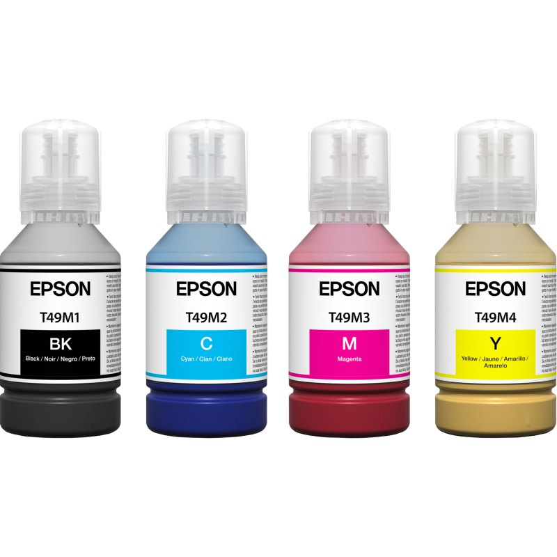 Epson SureColor F570 24″ Dye Sublimation Transfer Printer