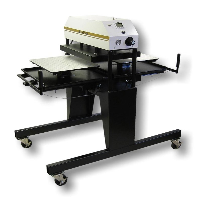 Geo Knight 16″x20″ Twin Shuttle Heatpress 394-TS