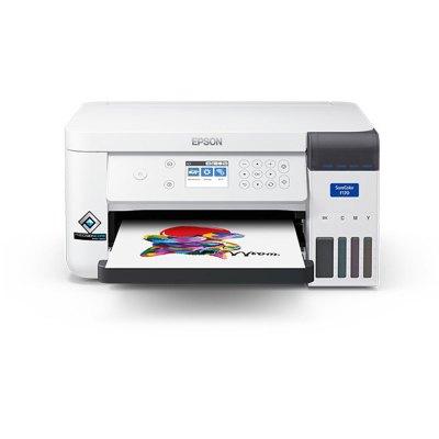 Epson SureColor F170 8.5″ Mini Dye Sublimation Transfer Printer