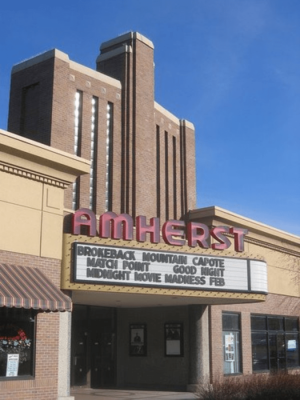Dipson Amherst Theatre  Buffalo Theater  Stage