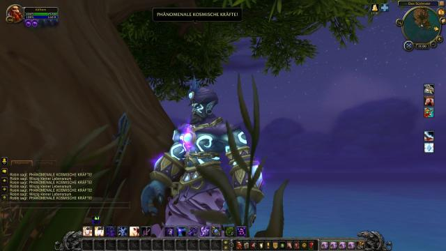 WoW Denkmal fr Robin Williams in Warlords of Draenor
