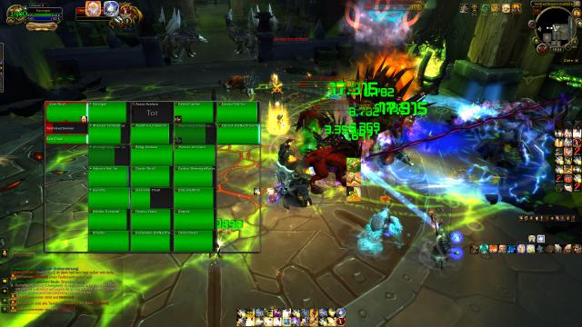 WoW Addons Clique Battle For Azeroth 80