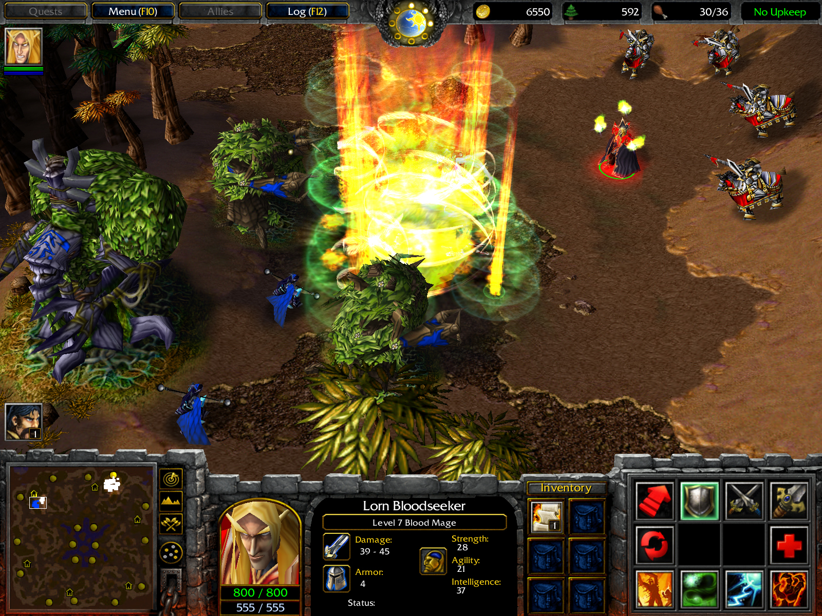 Warcraft 3 The Frozen Throne Test Guides Videos News