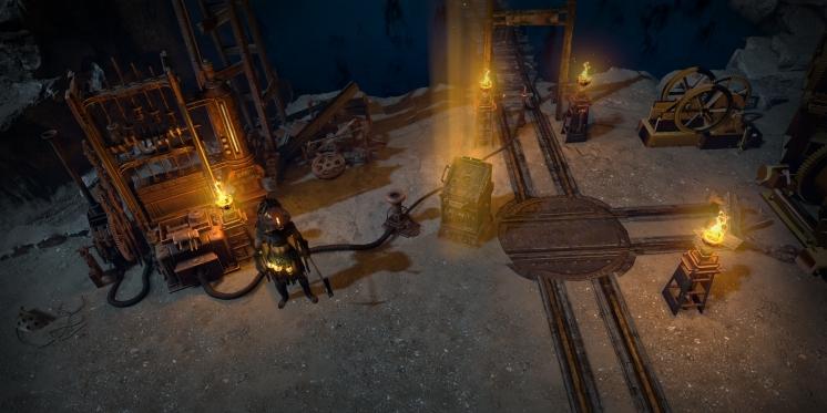 Erfinder Niko ermöglicht euch in der Delve-Liga von Path of Exile Zugang zur gefährlichen und lukrativen Azuritmine.