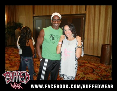 BuffedWear Dave and Monica Hoffman