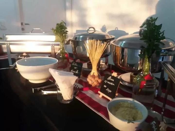 Buffet a Domicílio Cris Pepper