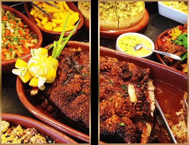 Buffet de Comida Mineira
