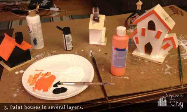 Step 3. DIY Halloween Haunted Houses!