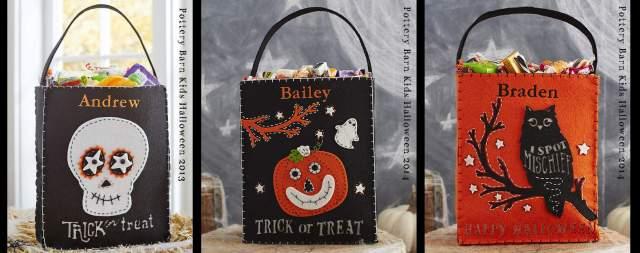 PBK treat bags
