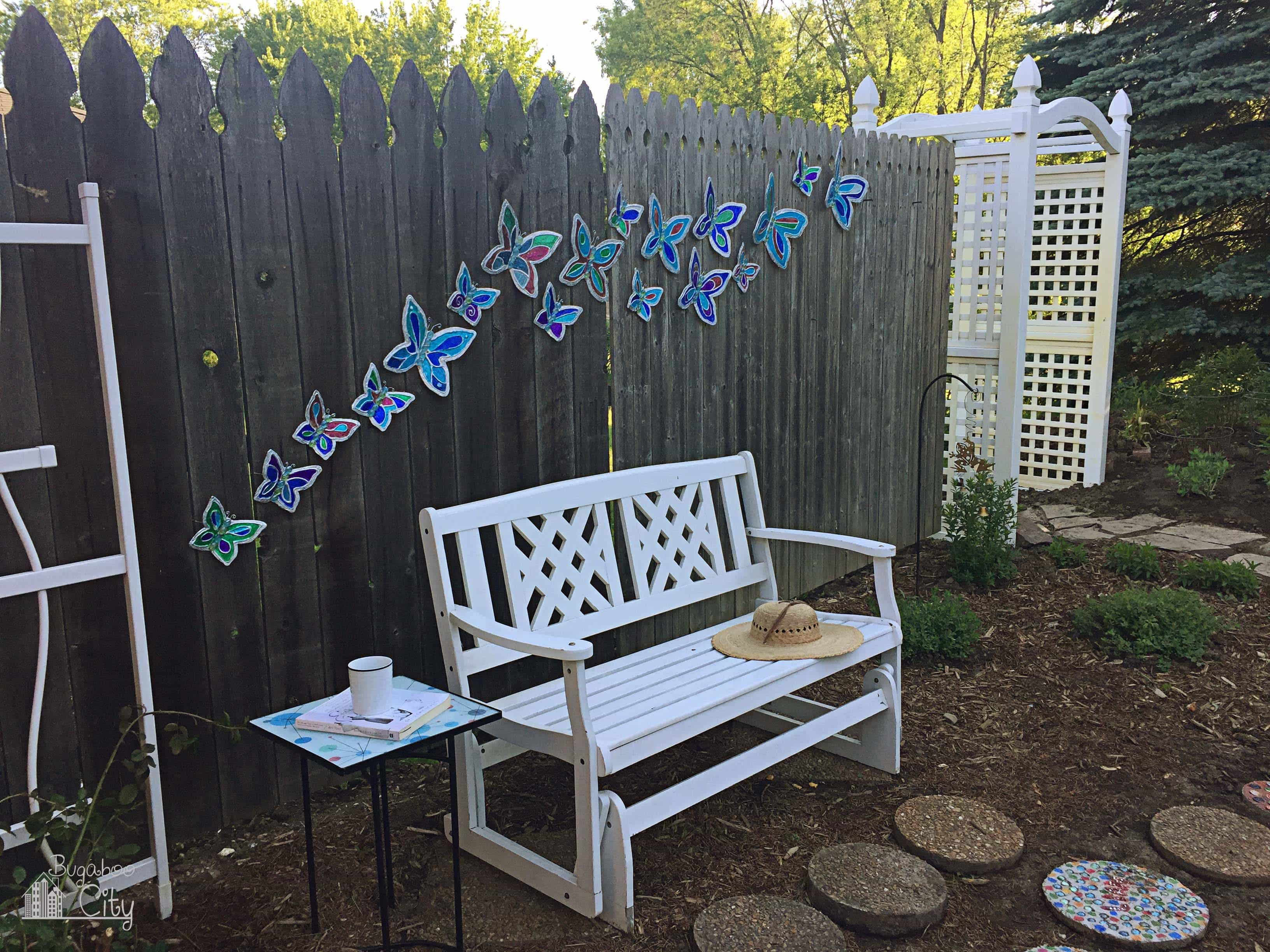 Outside ornaments - Make One And Hang It On A Hook Outside Or Make A Whole Bunch And Create Your Very Own Art Installation Outside