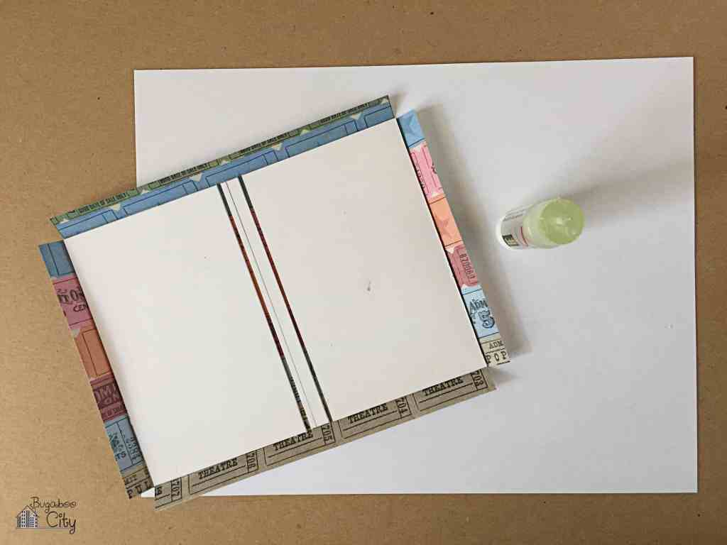 DIY Mini Notebook gifts