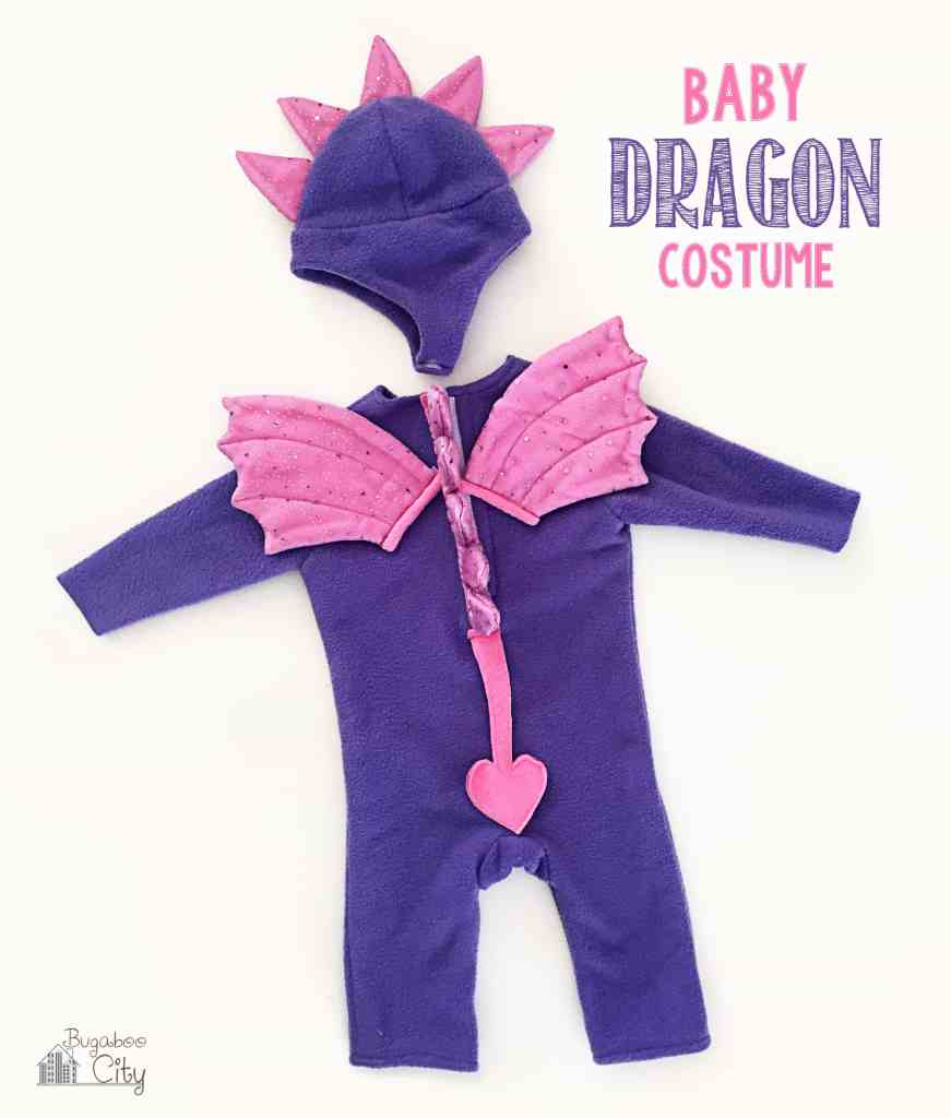 Baby Dragon Costume - BugabooCity