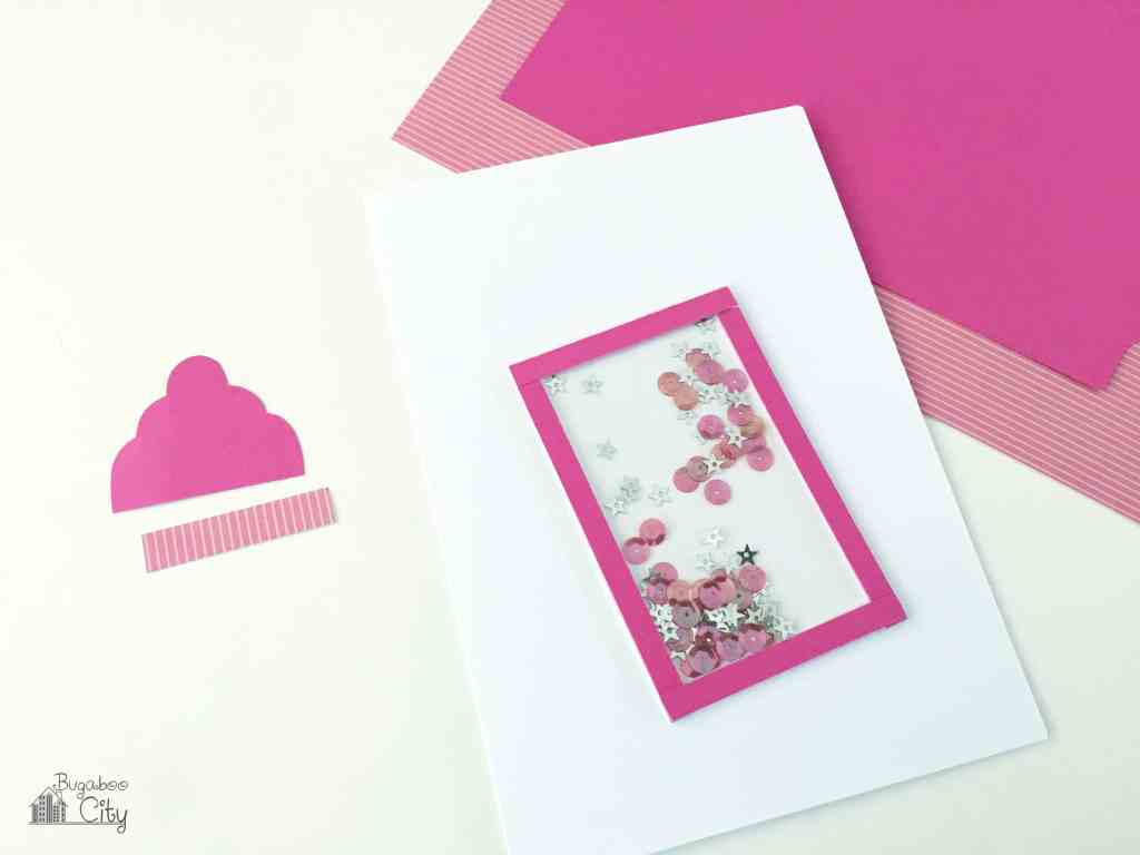 DIY Baby Shower Card