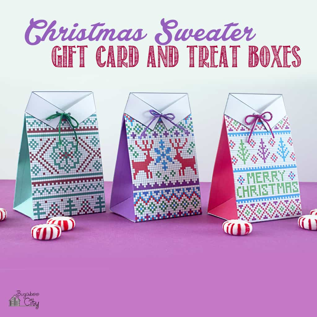 Christmas-Sweater-Gift-Card-and-Treat-Boxes