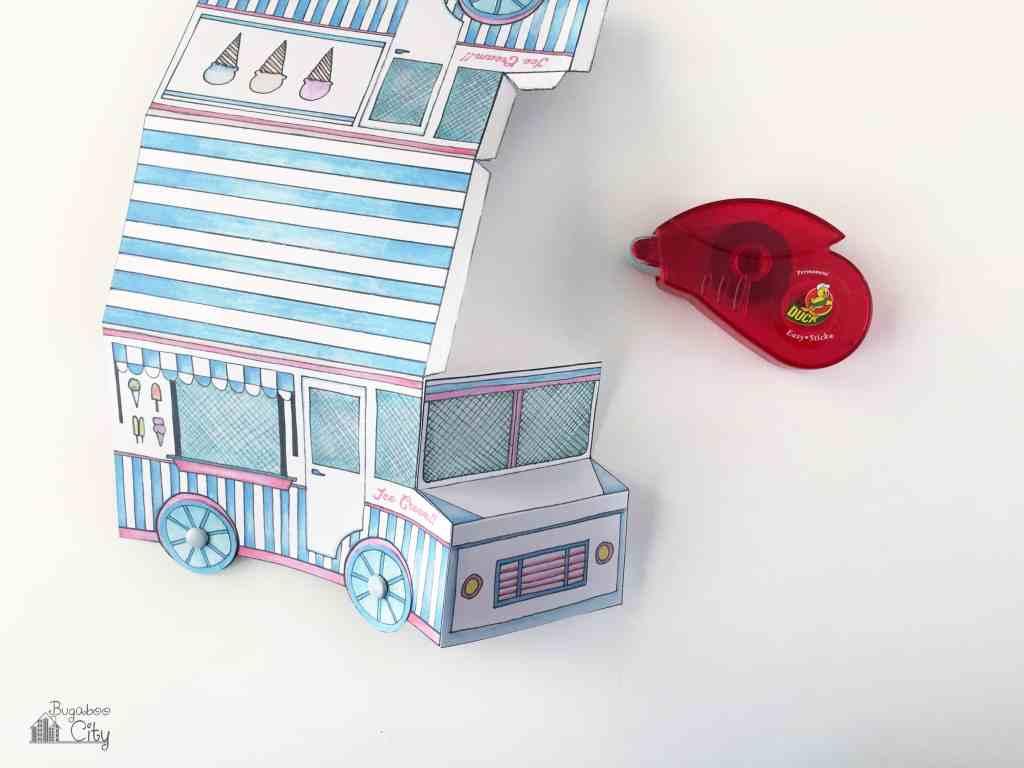 Small Truck Tool Box >> Ice Cream Truck Treat Box - BugabooCity