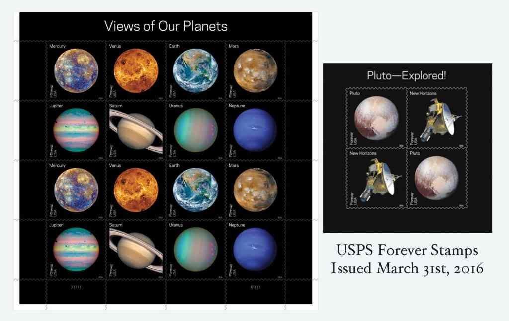 USPS Forever Stamps