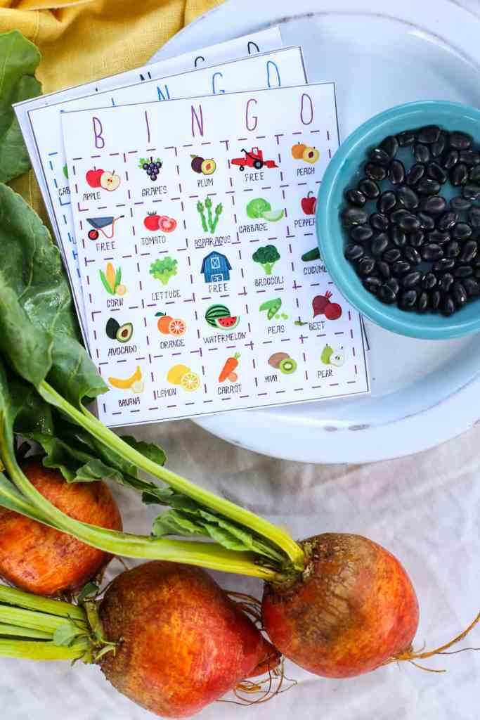 fruit-and-veggie-bingo-at-livesimply