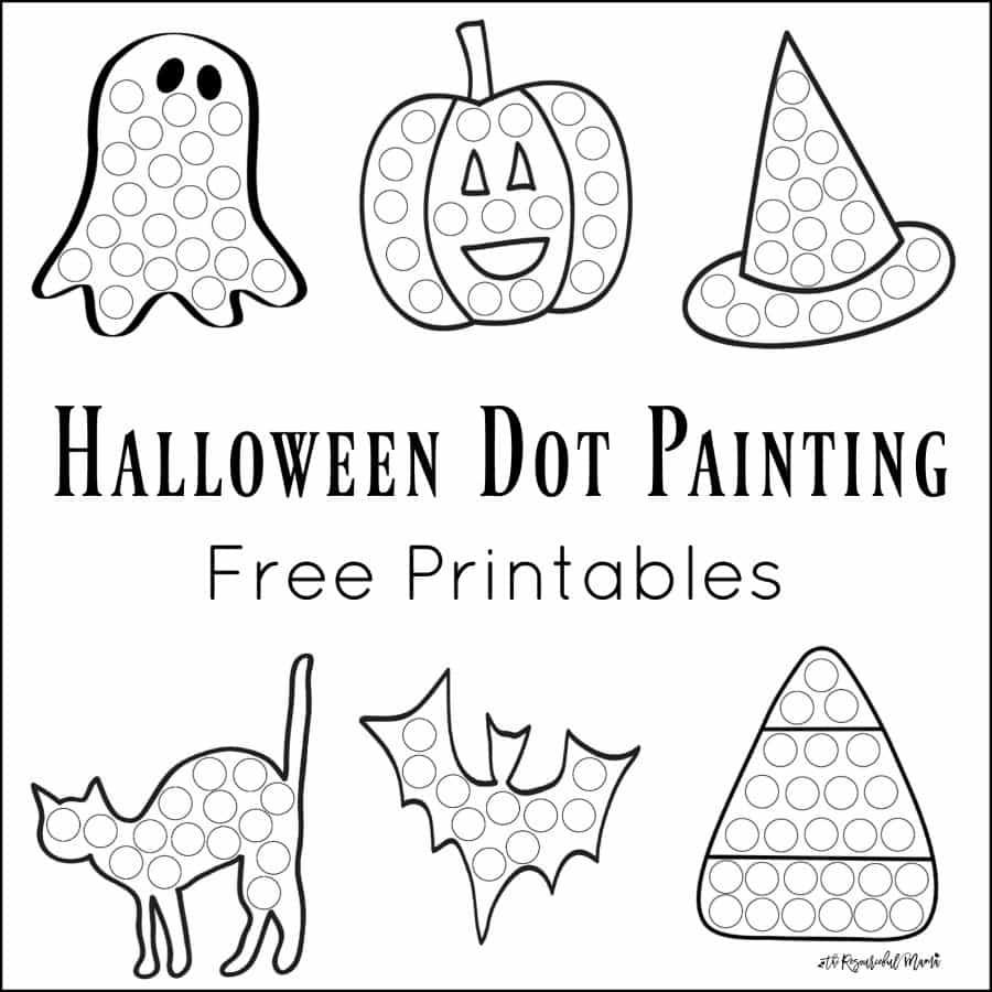 8 Easy Prep Halloween Activities for Toddlers - BugabooCity