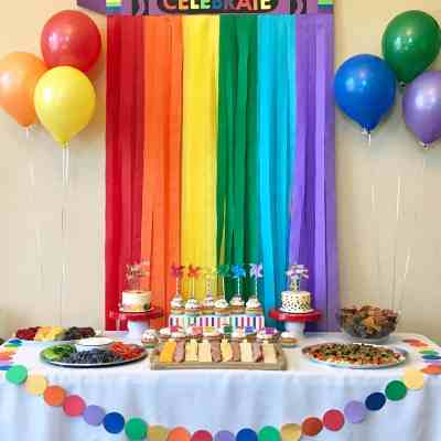 Color-Themed Birthday Party!