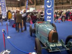 The Classic Car and Motorcycle show