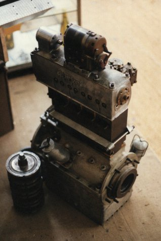 Motor des Peugeot 201X